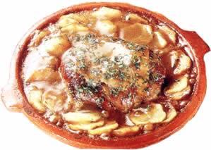 Receita de Bife-a-Portuguesa