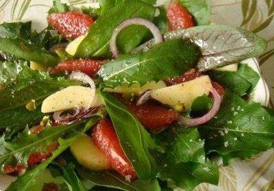 Receita de Salada-venezuelana
