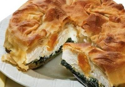 Receita de Torta-Pasqualina
