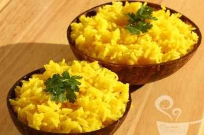 arroz-acafrao
