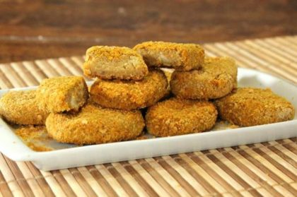 nuggets-veganos