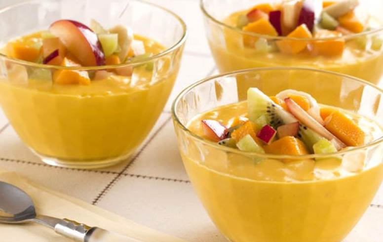 gelado-de-manga-com-salada-de-frutas
