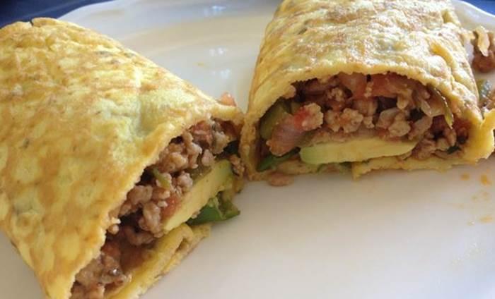 omelete-de-carne