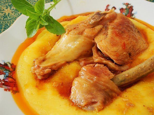 polenta-de-frango
