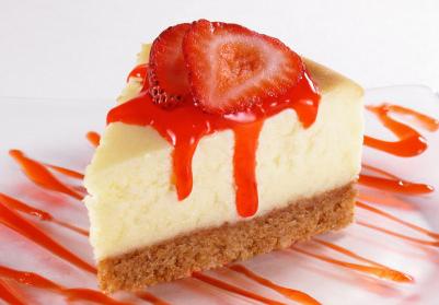 Receita de Cheesecake-de-morango