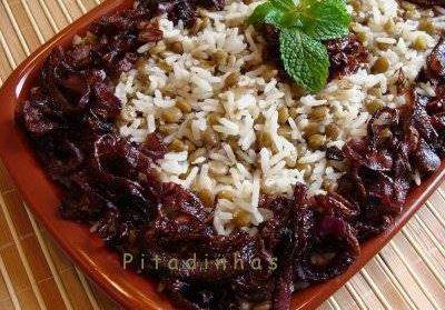 arroz-com-lentilhas
