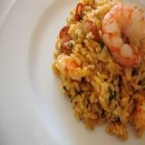 arroz-de-camarao-e-chourico
