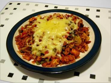 arroz-de-forno-com-bacon-e-queijo