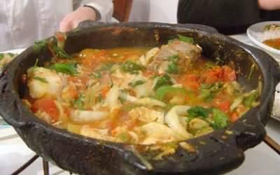 peixada-com-legumes-e-pirao