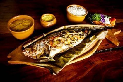 peixe-na-folha-de-bananeira
