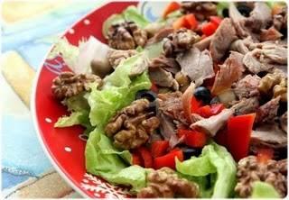 salada-fresca-de-peru-assado