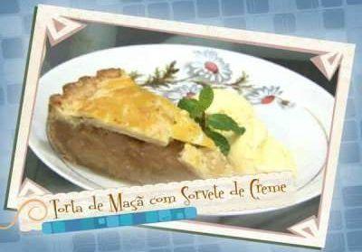 torta-de-maca-com-sorvete-de-creme
